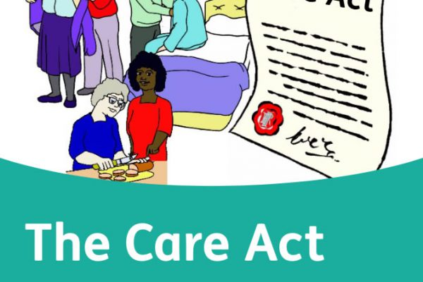 The 2014 Care Act (Easy To Read Version)